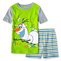 Disney Frozen Olaf Pajamas for Boys - 2 Piece