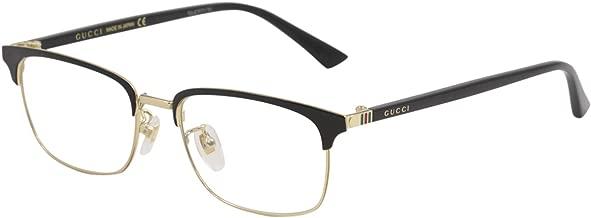 Eyeglasses Gucci GG 0131 O- 001 BLACK /