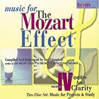 The Mozart Effect - Vol IV: Focus And Clarity by Various Artists (2000-10-24)