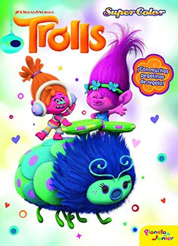 Trolls. Supercolor (Dreamworks. Trolls)