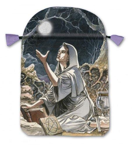 Unbekannt Tarotbeutel Mondpriesterin Tarot Deck Karten
