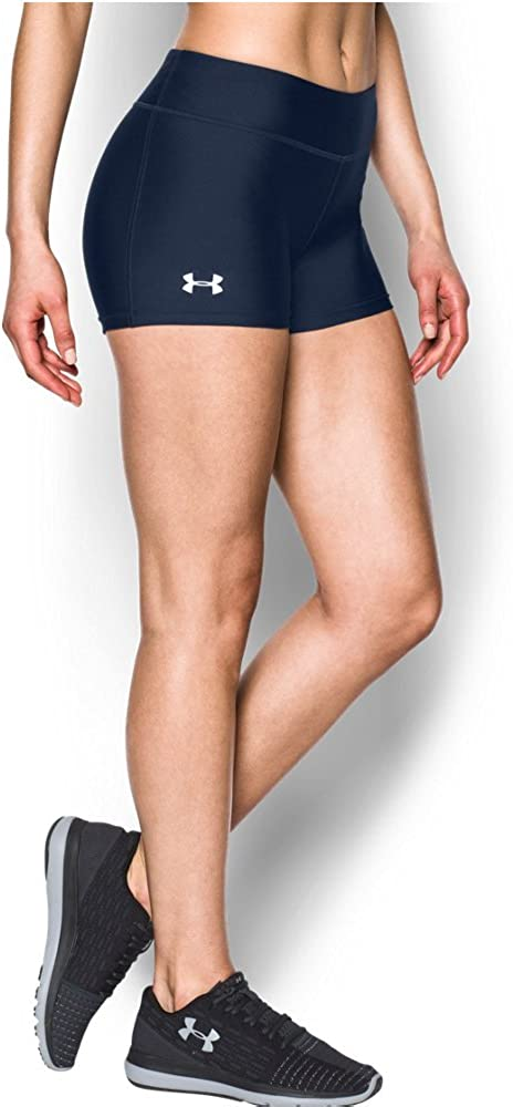 """Under Armour Women's On The Court 3"""" Shorts : Clothing"""