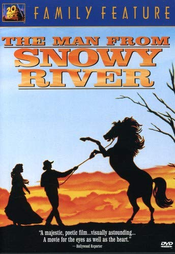 Man From Snowy River [Reino Unido] [DVD]