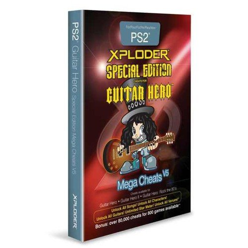 Xploder Special Edition Cheats For Guitar Hero Game PS2 [UK-Import]