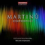 Bohuslav Martinu : Les Symphonies