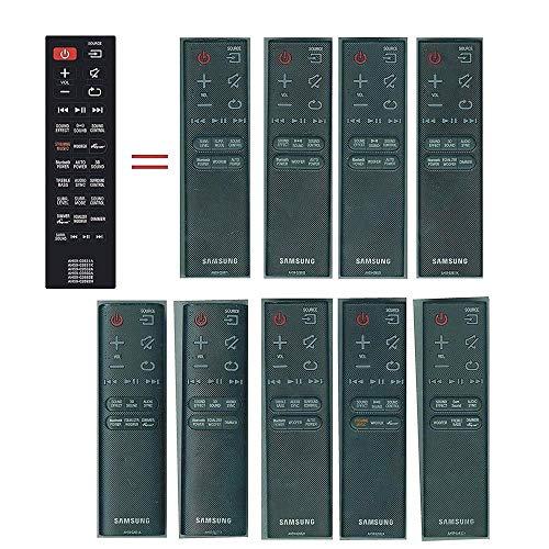 Miwaimao New AH59-02631A AH59-02631K AH59-02632A AH59-02692A AH59-02692E AH59-02692H Remote for Samsung HW-J370 HW-J470 HWH450 Sound Bar