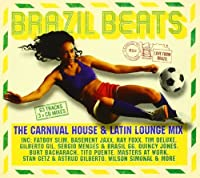 Brazil Beats: The Carnival House & Latin Lounge Mix by VARIOUS ARTISTS
