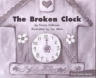 THE BROKEN CLOCK (My Take-Home Book: Blue System, Book 50, Level E) 6 PAK