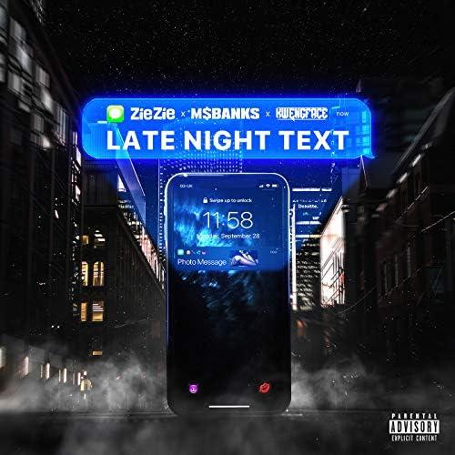 ZIEZIE feat. Ms Banks & Kwengface