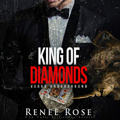 King of Diamonds audiobook cover art