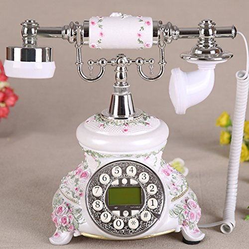Shopping-De style européen Antique Métal Retro Fashion Creative Téléphone
