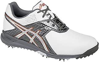 Asics Gel Ace Pro Tour 2 Golf Shoes - White/Grey