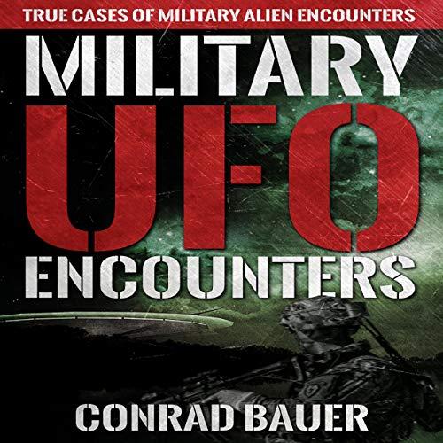 Military UFO Encounters cover art