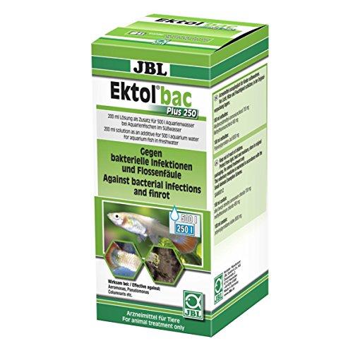JBL Ektol bac Plus 250 Heilmittel gegen bakterielle Infektionen für...