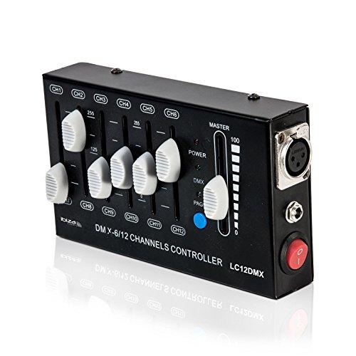 IBIZA LC12DMX - 12 Kanal DMX Controller