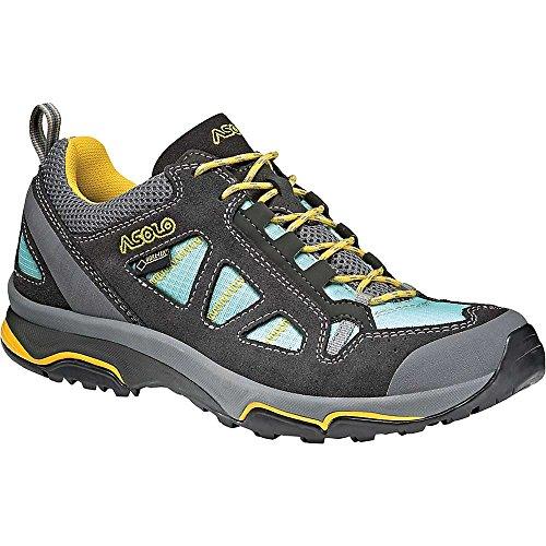 Asolo Megaton GV Hiking Shoe - Women's - 9 - Graphite/Poolside