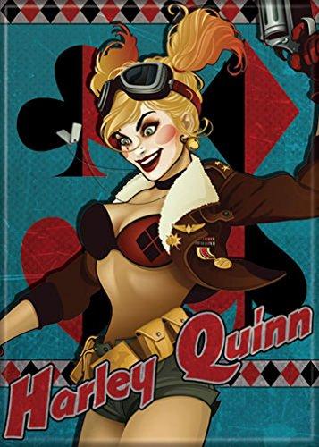51h4sz+uU5L Harley Quinn Magnets