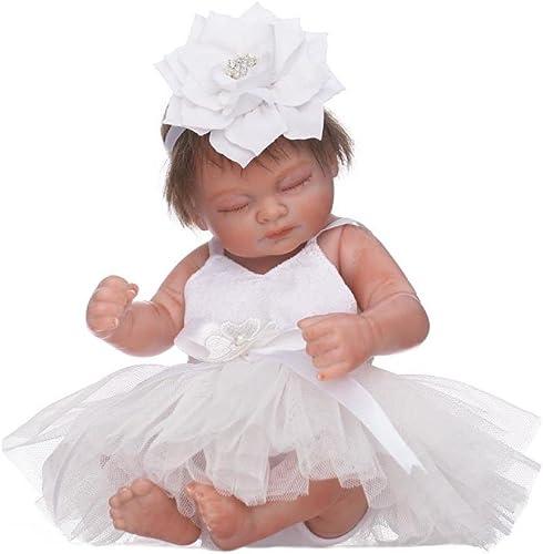 Venta en línea de descuento de fábrica LIJUN Reborn Baby Doll Vinilo De Silicona Suave Suave Suave Bebé 55cm Boca Magnética Set De Regalo De Bebé Lindo,26cm  Todos los productos obtienen hasta un 34% de descuento.