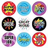 good job stickers for kids - Teacher Reward Motivational Stickers for Children (Set of 1,080)