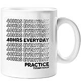 TwoSet Violin Merch TwoSet Violin Mug TwoSet Violin 40URS Everyday Coffee Mug11oz To 15oz Large Ceramic Dishwasher Microwave Safe Cup-Tea Mug-Gift Mug