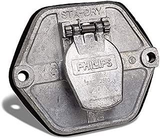 UrMarketOutlet Phillips 15-762 7-Way STA-Dry 20 amp Circuit Breakers Split Pin Extended Barrel