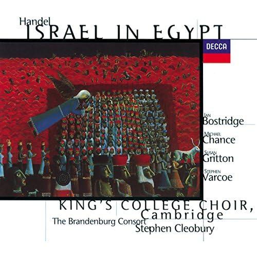 The Choir of King's College, Cambridge, The Brandenburg Consort & Stephen Cleobury