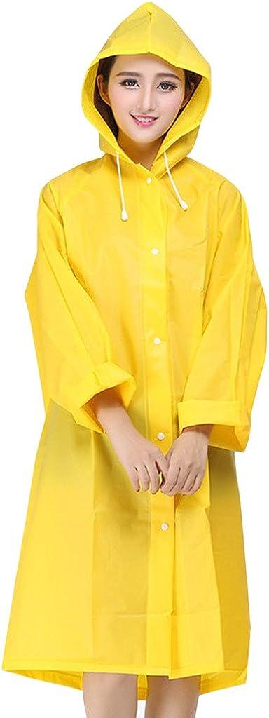 Cheap mail order sales Asherbaby Women's Seattle Mall Waterproof Rainwear Hood Outdoor Raincoat Pack