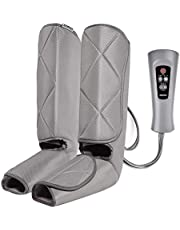 RENPHO Leg Massager for Circulation and Relaxation, Foot and Calf Massager Machine with 5 Modes 4 Intensities, Gift for Women Men Dad Mom, Over Wide Size Leg Wraps Home Use