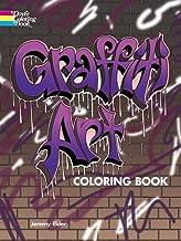 Graffiti Art Coloring Book (Dover Coloring Books)
