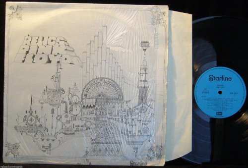 Pink Floyd - Relics - Starline - SRS 5071, Starline - IE 048 o 04775