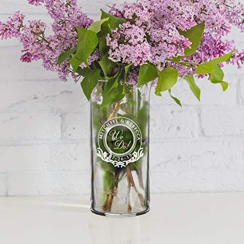 wedding vases hand painted wedding table centerpiece dining table decoration single flower vase Flower vase glass vase decorative