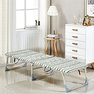 DaQingYuntur Home Adult Bed Simple, Invisible Lunch Bed Office Siesta Bed, Providing Full Body Support and Comfort - The Perfect Portable Room Bed Solution