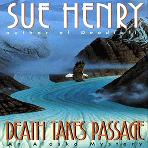 Death Takes Passage audiobook cover art