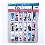 BIVJX Segnalibri 18 unids/Set Cat Heart Magnetic Bookmark Luminoso Lindo Dibujos Animados Animales Daily Magnet Book Mark Niños Regalo Favoritos para Libros Apto para Libros (Color : D)