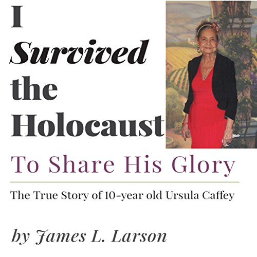 I Survived the Holocaust: audiobook cover art