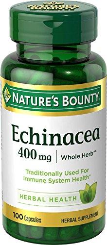 Echinacea Herbal Supplements