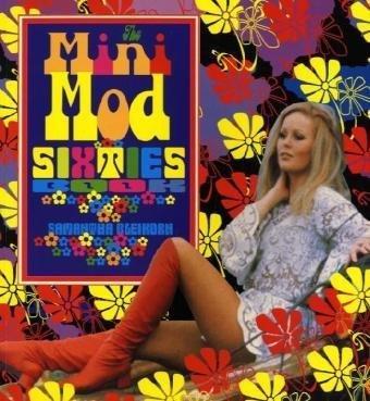 Mini-Mod Sixties Fashion Book