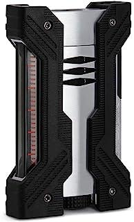 S.T. Dupont 021603 aansteker Defi XXtreme lak, zwart en wit