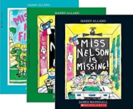 Miss Nelson Has a Field Day; Miss Nelson Is Missing; and Miss Nelson Is Back (3 Books) (Miss Nelson, Collection of 3 Books)