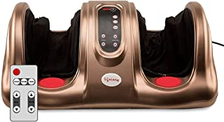 Lifelong LLM81 Foot Massager with Heat,Kneading Function for Pain Relief & Improving Blood Circulation  Massage at Home (B...