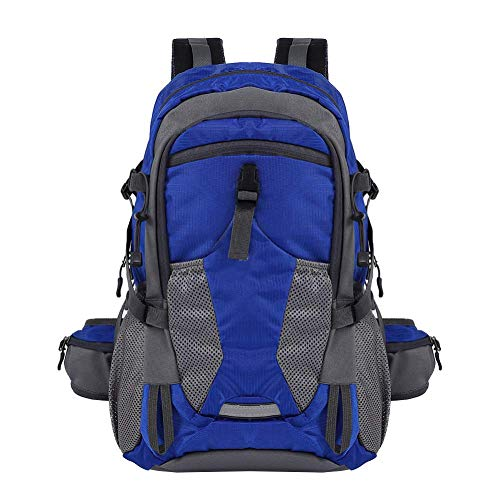 Outdoor Backpack, 40L Sport Waterproof Lightweight Backpack Travel Hiking Climbing Camping Backpack for Men and Women