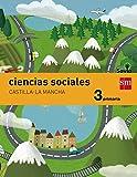 Ciencias sociales. 3 Primaria. Savia. Castilla-La Mancha - 9788467570465