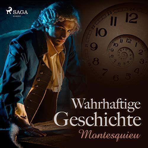 Wahrhaftige Geschichte audiobook cover art