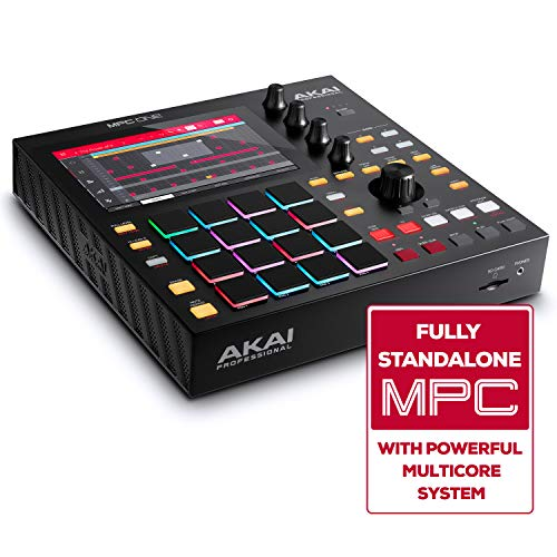 Learn More About Akai Professional MPC One – Drum Machine, Sampler & MIDI Controller with Beat Pad...