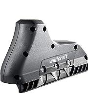 Wolfcraft 4009000 3-voudige randschaaf, zwart