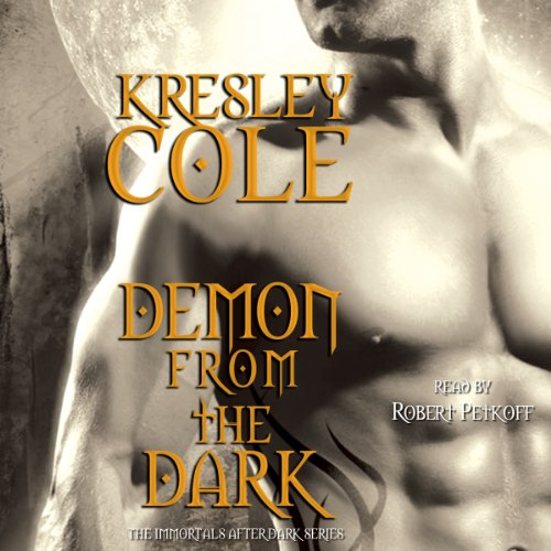 Demon from the Dark: Immortals After Dark, Book 10 cover art