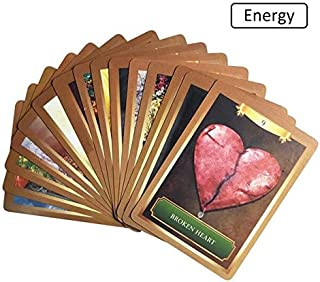 Love Oracle Cards - English Copper Paper Game Oracle Card Collection Funny Game Card Collection For Adult Children Kids