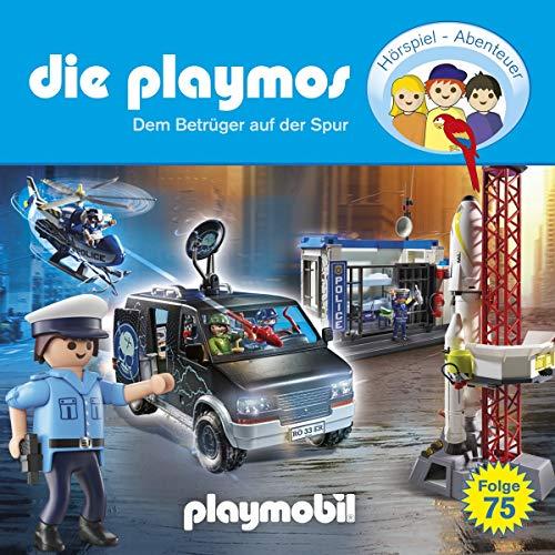 Die Playmos - Folge 75: Dem Betrüger auf der Spur