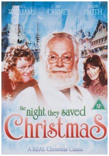 The Night They Saved Christmas [Region 2]