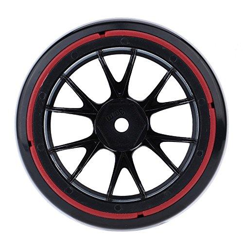 GoolRC 4pcs Satz 1 10 Drift Car Tires Harte Reifen für Traxxas Tamiya HSP HPI Kyosho auf der Straße Treiben Auto
